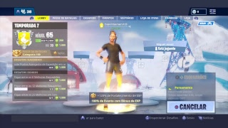 PLAYING FORTNITE WITH the soccer SKIN!