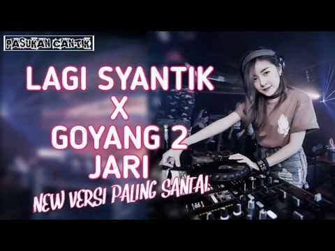 DJ LAGI SYANTIK X GOYANG DUA JARI | BASS AKIMILAKU
