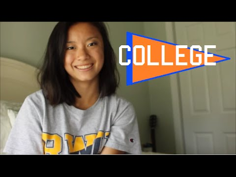 COLLEGE - Advice & Where I'm Going!