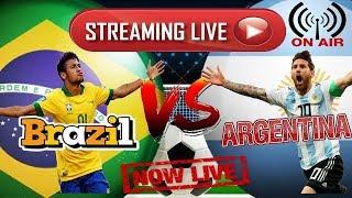 🔴 LIVE NOW Brazil Vs argentina Live Football Match