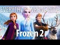 Everything Wrong With Frozen 2 In Delayed Sequel Minutes