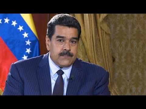 """Maduro: """"La oposición va más allá del presidente interino, es circunstancial"""""""