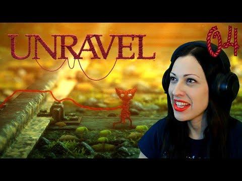 UNRAVEL Walkthrough Part 4 - Off the Rails