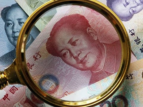 China currency yuan boost after Bank of France confirms holding reserves in 6th largest economy