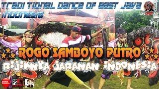 Jaranan Rogo Samboyo Putro Terbaru live Sukorame Kediri    Traditional Dance Of East Java Indonesia
