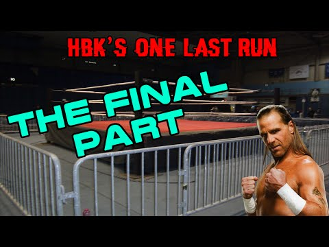 WWE2K14 Custom Story | HBKS ONE LAST RUN | FINAL PART