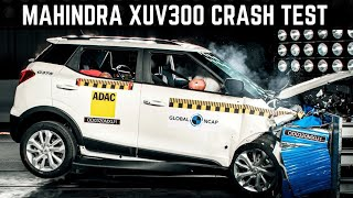 Mahindra XUV 300?Crash test Results Scores 5 Stars⭐ in Global NCAP #Safecarsforindia| PR Moto Vlogs
