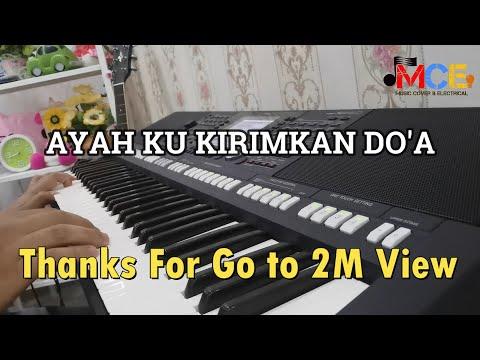 Ayah Ku Kirimkan Do'a -Cover Keyboard Yamaha PSR S950 (upin Ipin)