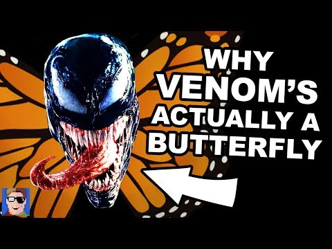 Why Venom Is Actually A Butterfly