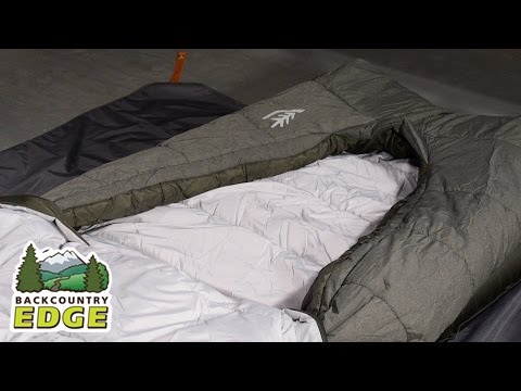 Sierra Designs Frontcountry Bed Syn 2-Season Sleeping Bag