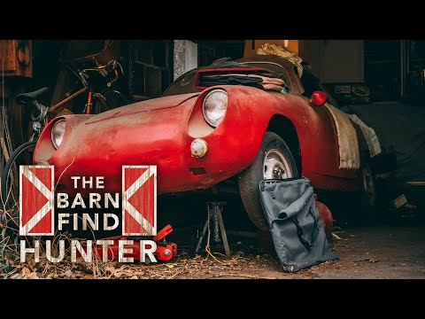 Barn Find Hunter | Augie Pabst's Fiat and Military Tanks - E