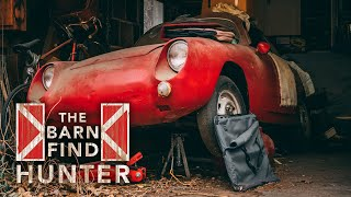 Augie Pabst's Fiat and Military Tanks | Barn Find Hunter - Ep. 12