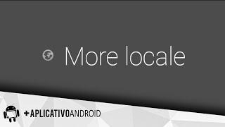 Como trocar o idioma do aparelho android quando não tem a opção português