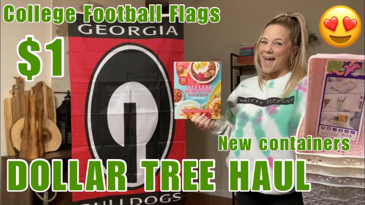 NEW DOLLAR TREE HAUL+AMAZING FINDS+BRAND NAME ITEMS+