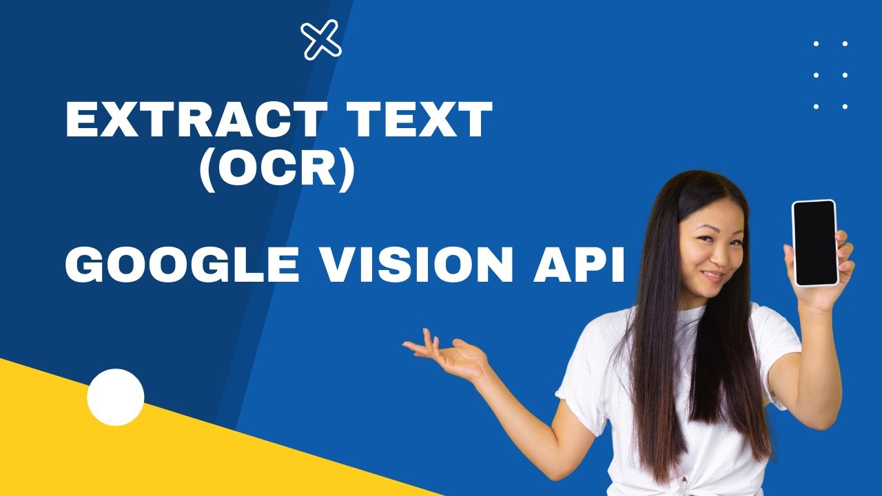 Extract Text from image OCR using Google Vision API in Android Studio