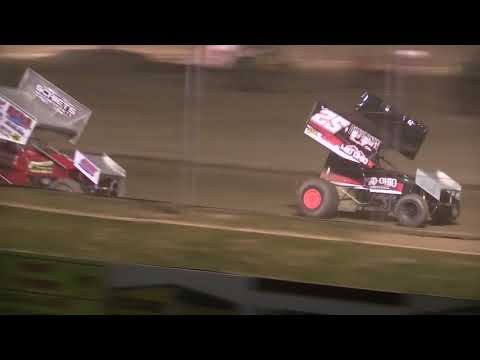 Attica Raceway Park 305 Sprint Car Feature 4-13-18