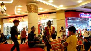 Colors of Africa Djembe and Darbuka drumming session in Dubai