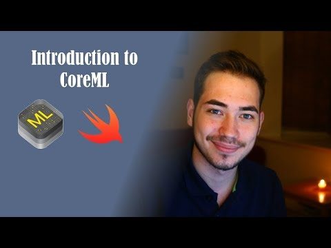 Introduction to CoreML: Detect Dominant Object on an Image (Swift 4 & XCode 9)