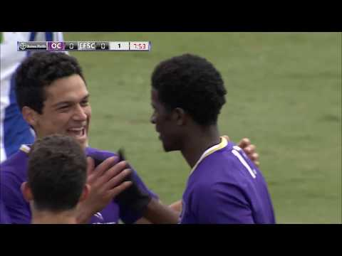 Eastern Florida State College vs Orlando City Lions Feb. 7, 2016