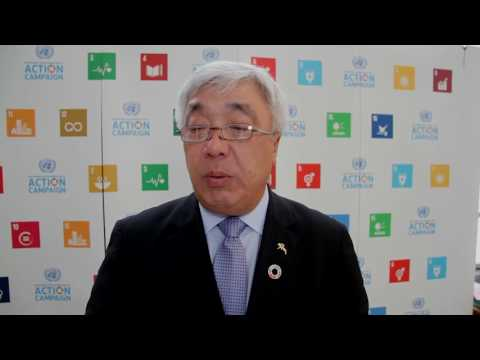 Kazakhstan: Statement 2016 UN Climate Change high-level event