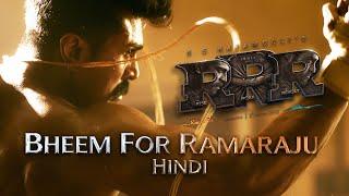 Bheem For Ramaraju - RRR - Happy Birthday Ram Charan | NTR, Ajay Devgn, Alia Bhatt | SS Rajamouli