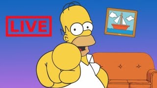 The Simpsons 24/7 Live Stream