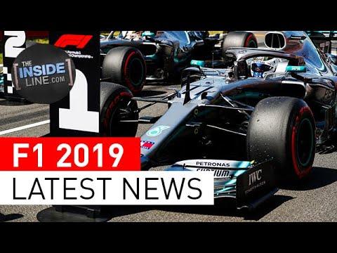 WEEKLY FORMULA 1 NEWS 14 MAY 2019