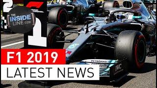 WEEKLY FORMULA 1 NEWS (14 MAY 2019)