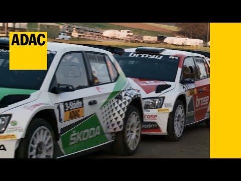 PS – DRM – Die Deutsche Rallye-Meisterschaft von der ADAC 3-Städte Rallye 2017