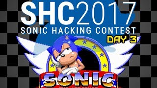 Johnny vs. Sonic Hacking Contest 2017 (Day 3)