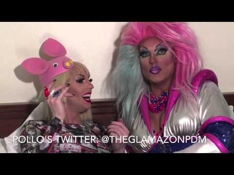 Pollo Del Mar Interviews Katya, from RuPaul's Drag Race 7