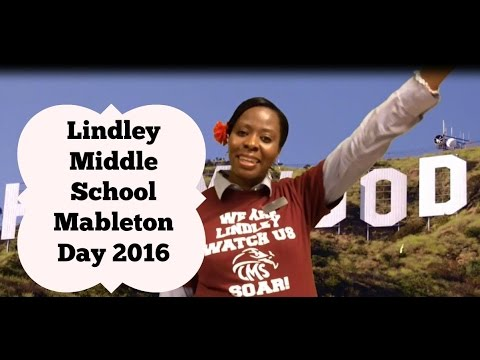 Lindley Middle School Mableton Day Promo #3 2016