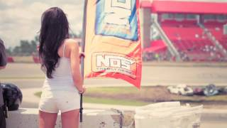 MAP Drift Series Round 2 - Sexy NOS Girls + Tandem Drifting = EPIC