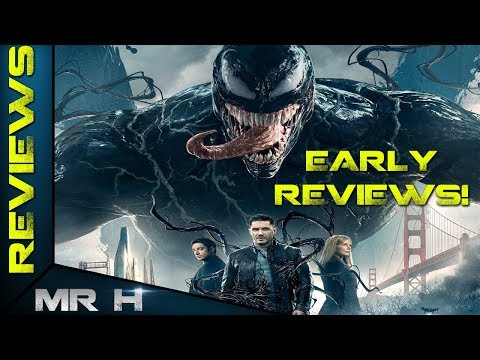 VENOM FIRST REVIEWS - Not Good