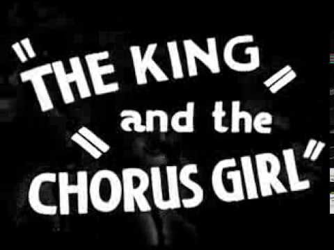 King and the Chorus Girl (Snipe)