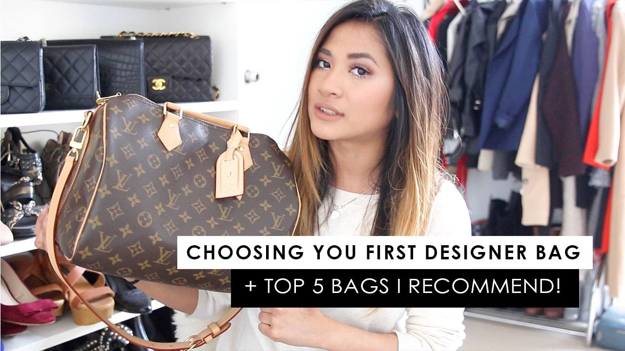 Choosing your first designer bag + Top 5 recommendations! - YouTube a51a8f6b375b5