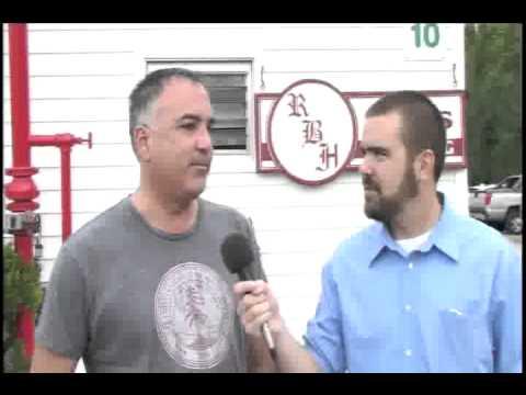 Bob Hess, Jr. talks about Merit Man running in The Spectacular Bid