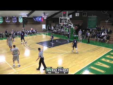 Southern Virginia University Men's Basketball vs Penn State Harrisburg