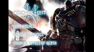 Ексклюзивні ігри, Місяць-вовки культ Genestealer в
