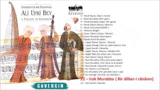 Mehmet Kemiksiz - Irak Murabba  (Bir dilber-i rânânın divanesi) [Official Audio Güvercin Müzik ©]