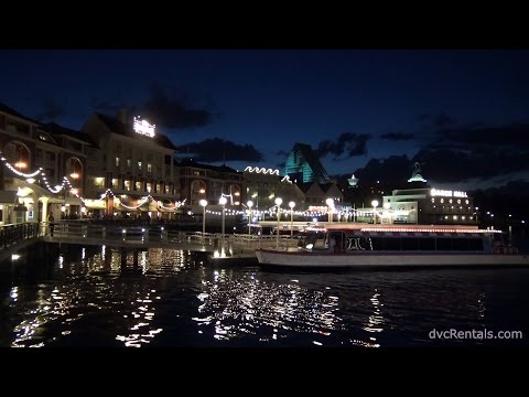NIGHT Series - Disney's Boardwalk Resort & Villas - Walt Disney World Florida