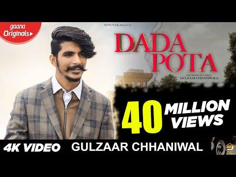 GULZAAR CHHANIWALA - DADA POTA ( Official Video ) | Latest Haryanvi Songs Haryanavi 2020 | Sonotek