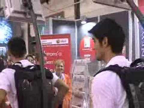Pixman Turkey Samsung Cebit '07