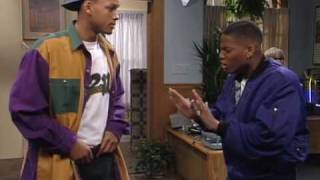 Will Smith - Fresh Prince Of Bel-Air - Is This Abrasive Negro Bothering You?