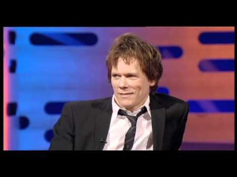 The Graham Norton Show - Kevin Bacon and Tony Curtis