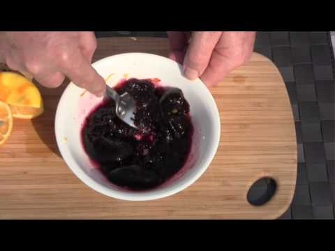 Best of the West Blackberry Glazed Pork Loin recipe