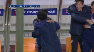 Suwon Samsung Bluewings 3-3 Kashima Antlers (AFC Champions League 2018: Semi-finals – 2nd Leg)
