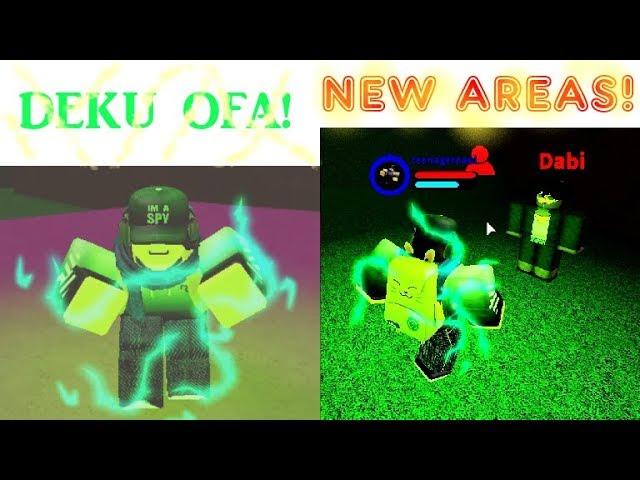 Boku No Roblox Remastered All New Deku Ofa Showcase Codes By Nindo New Code Getting Dofa New Forest Map And More Boku No Roblox Remastered Youtube