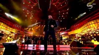 Ricardo Montaner - Solo Con Un Beso - Festival de Viña 2016