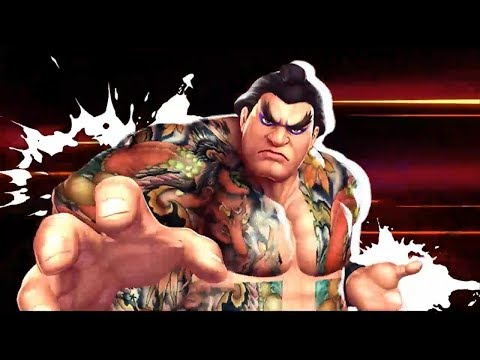 相模/相撲 - SUPER STREET FIGHTER II X / Turbo